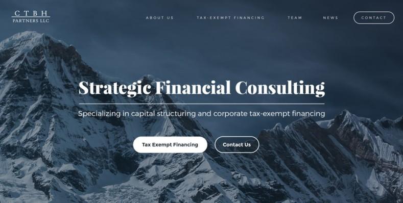 Thiết kế web thực hiện bởi Mike Barnes