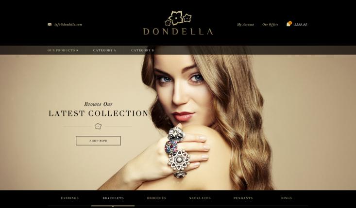 Thiết kế web thực hiện bởi KR Designs