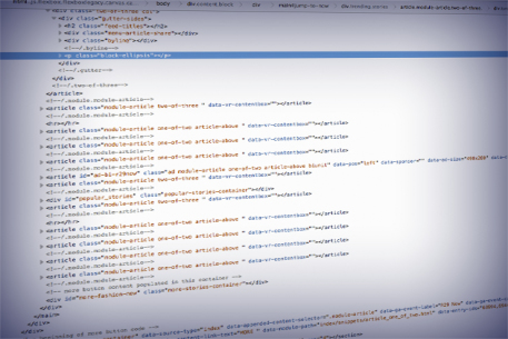 HTML-Code-Web-Design-Secondary